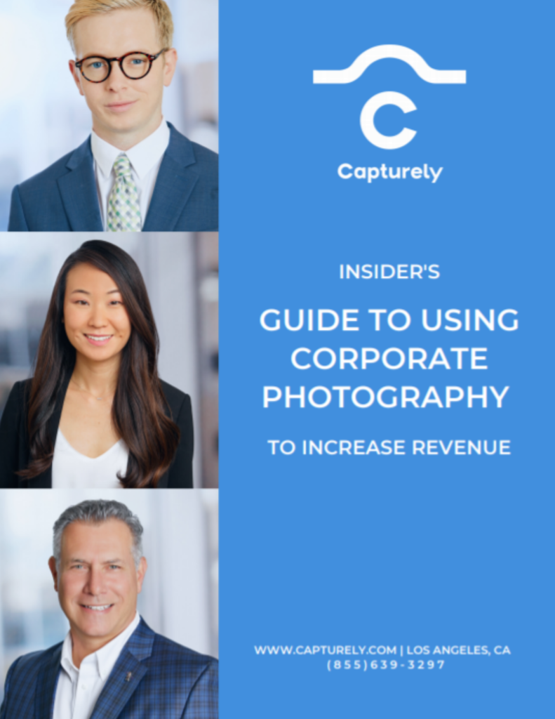 insider's guide to using corporate photography