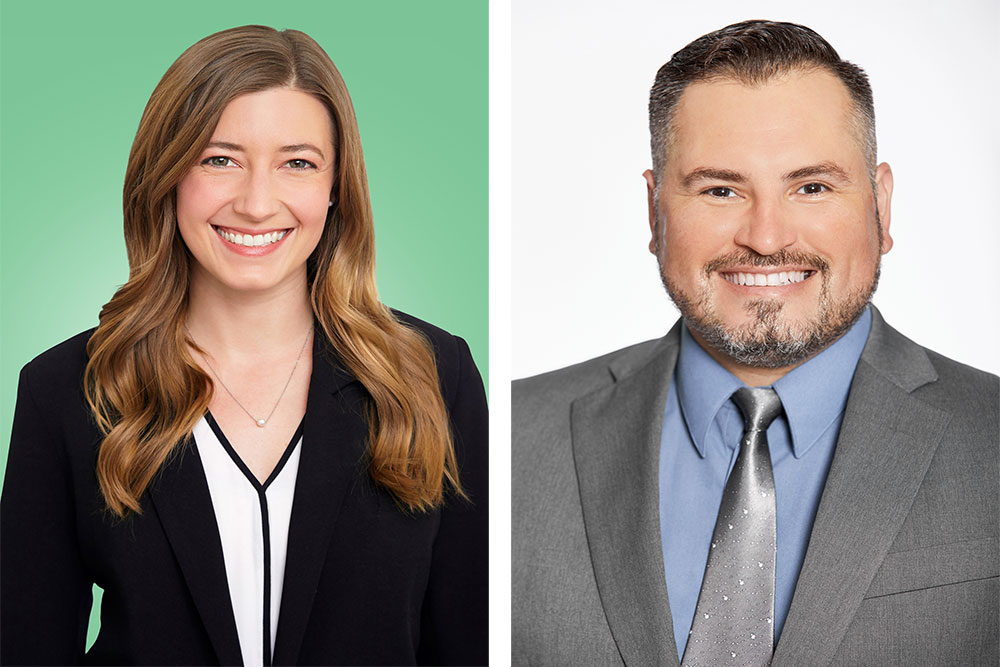 young professionals professional headshots