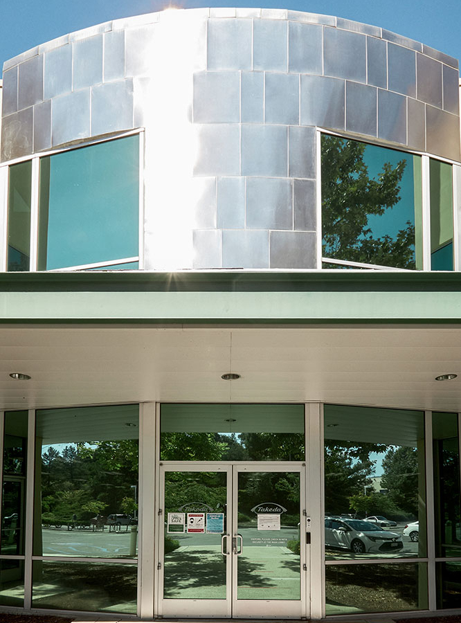 business exterior commercial photography