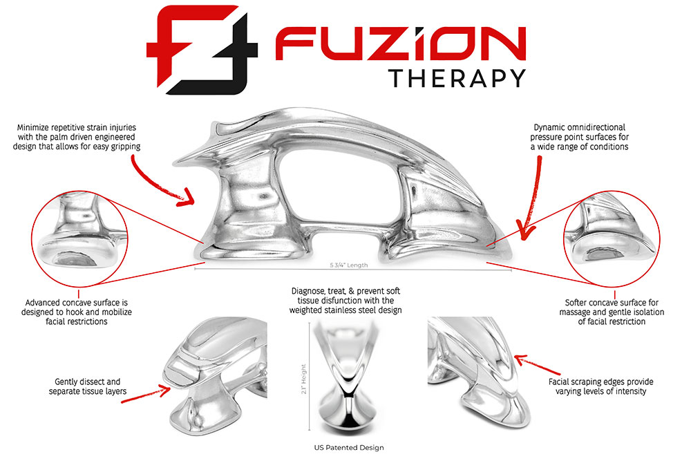 product photography advertising fuzionTherapy